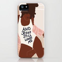 Lenna iPhone Case