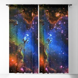 Eagle Galaxy Blackout Curtain