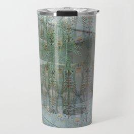 Wallpaper in a White Box Travel Mug