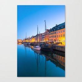 COPENHAGEN 07 Canvas Print