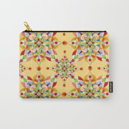 Constellation Confetti Carry-All Pouch