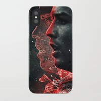 ronaldo iPhone & iPod Cases featuring Cristiano Ronaldo by Max Hopmans / FootWalls