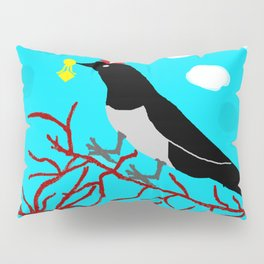 The Magpie Pillow Sham