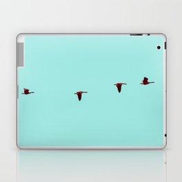 Take Flight - Wild Goose Chase Laptop & iPad Skin