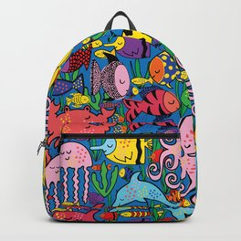 Fishy Fishy Backpack
