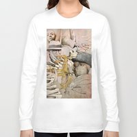 jazz Long Sleeve T-shirts featuring JAZZ by Andreas Derebucha