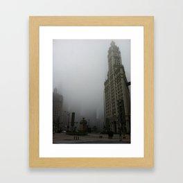 Wrigley Building, Chicago Framed Art Print