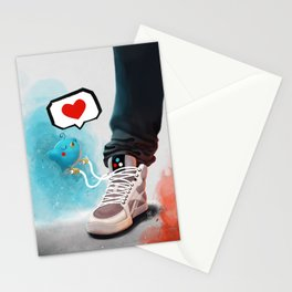 sneaker Love Stationery Cards