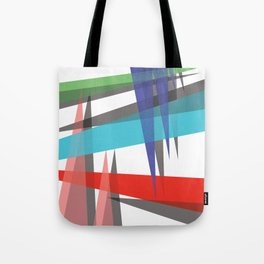 Ambient 19 on white Tote Bag