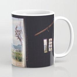 Barn Inside Out Coffee Mug