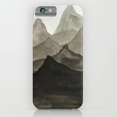 Mountains Slim Case iPhone 6s