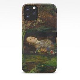John Everett Millais - Ophelia iPhone Case