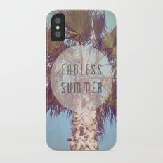 Endless Summer Slim Case iPhone X
