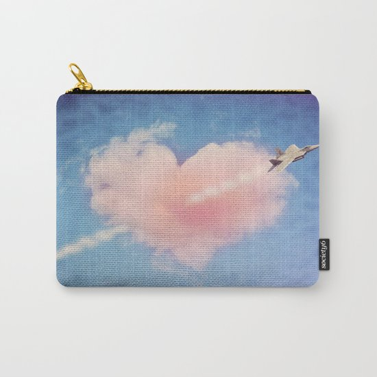 CUPIDS ARROW 21st CENTURY - 038 Carry-All Pouch