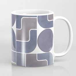 MONTE ALBÁN MOD (ECLIPSE), pattern by Frank-Joseph Coffee Mug