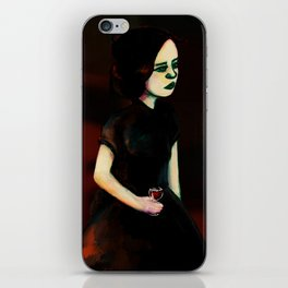 The Party Conversation II iPhone Skin