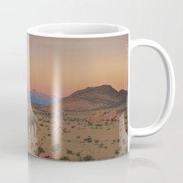 Elephants Safari Landscape Coffee Mug