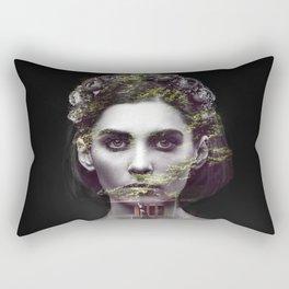 Home portrait nature Rectangular Pillow