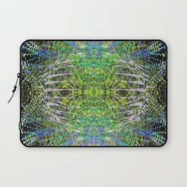 The Corn Goddess Awakens (Blue Maize) Laptop Sleeve