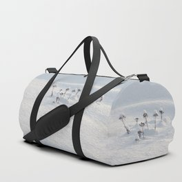 Winter Fairies Duffle Bag