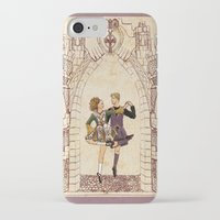 ruben ireland iPhone & iPod Cases featuring Ireland by Tina Schofield