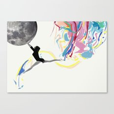 AFTERMOON Canvas Print