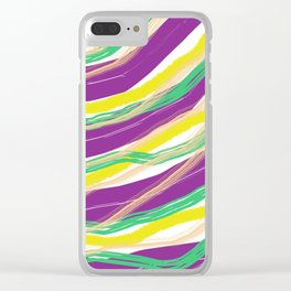 Saltwater Taffy 2 Clear iPhone Case