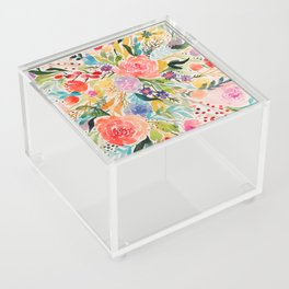 Flower Joy Acrylic Box