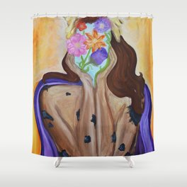 Beauty for Ashes Shower Curtain