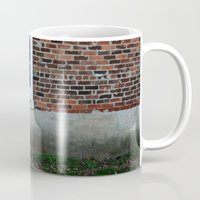 pocket fuel Mugs featuring Fuel by 100 Watt Photography