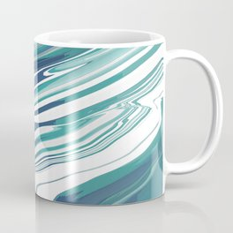 Digital Marble Coffee Mug