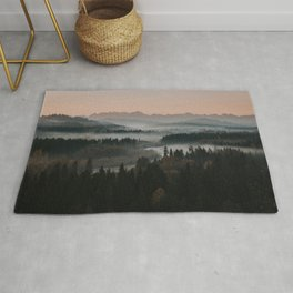 Good Morning! - Landscape and Nature Photography Rug