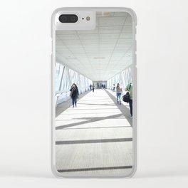Milwaukee Skywalk Clear iPhone Case