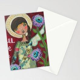 SOUL GARDENER Stationery Cards