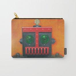 Robert the Robot Carry-All Pouch