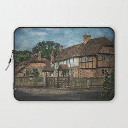 An Oxfordshire Village Laptop Sleeve
