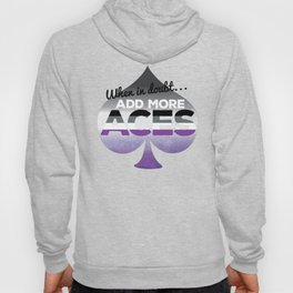 Add More Aces Hoody