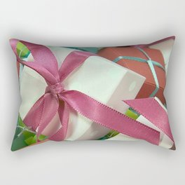 Many Gifs Rectangular Pillow