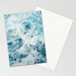 Sea Swirl Stationery Cards