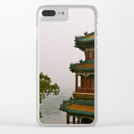 Summer Palace, Beijing, China Clear iPhone Case