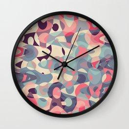 Poison Apple Tumble Wall Clock