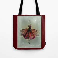 DANCER - A star is born Tote Bag