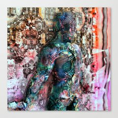 Interreflection Canvas Print