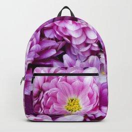 Padre Cerise Belgian Mum 'Bouquet' Backpack