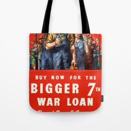 Bigger 7th Tote Bag