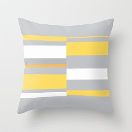 Mosaic Single 3 #minimalism #abstract #sabidussi #society6 Throw Pillow