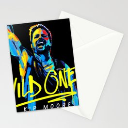kip moore wild ones tour 2019 kepiting Stationery Cards