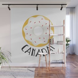O Canada! Wall Mural