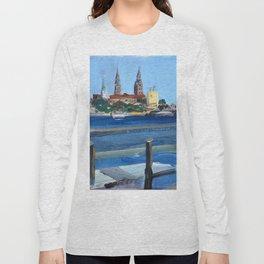 Pearl of the Baltics Long Sleeve T-shirt