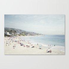 Laguna Beach Canvas Print